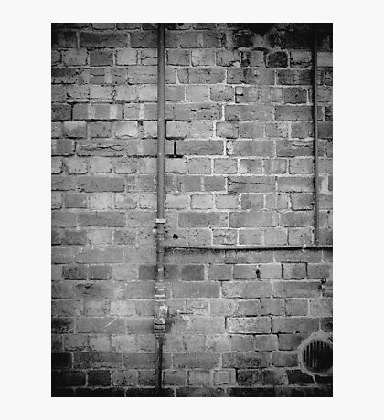 The Wall Photographic Print