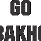 Go Bakho  by afghanmemes