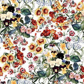 Summer Garden V by burcukyurek