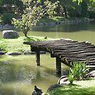Japanese Garden by marillu79