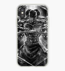 one piece shell - Zoro iPhone Case