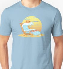 WAVE ON THE BEACH Unisex T-Shirt