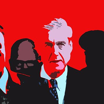 Special Counsel Robert Mueller by oryan80