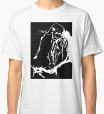 Black and White Abstract Classic T-Shirt