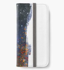 The night and the fire iPhone Wallet/Case/Skin