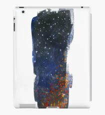 The night and the fire iPad Case/Skin