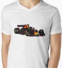 Formula 1 - Verstappen  T-Shirt mit V-Ausschnitt