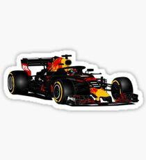 Formula 1 - Verstappen  Sticker