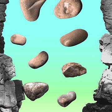 Sliver Cavern - ohms' Custom Worms Armageddon Level by FFaruq