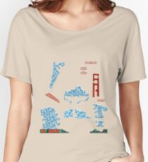 Snowmageddon - ohms' Custom Worms Armageddon Level Women's Relaxed Fit T-Shirt