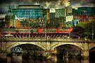 Clyde Bridges (1) by Karl Williams