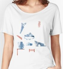White Islands - ohms' Custom Worms Armageddon Level Women's Relaxed Fit T-Shirt