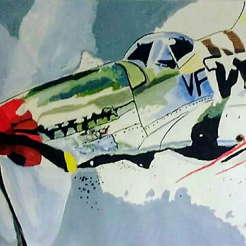 Striking Spitfire design by ChristianTArt