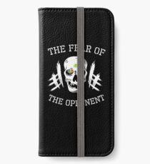 Irish MMA Ireland - Fear of the opponent  iPhone Wallet/Case/Skin
