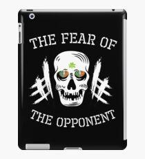 Irish MMA Ireland - Fear of the opponent  iPad Case/Skin