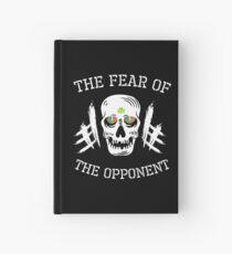 Irish MMA Ireland - Fear of the opponent  Hardcover Journal