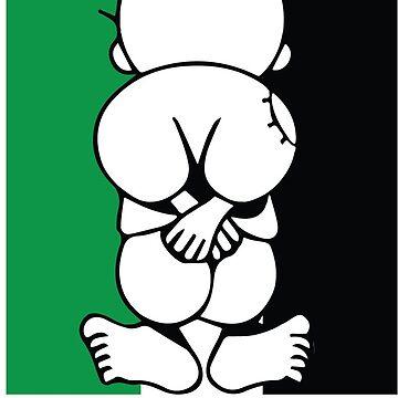 Handalah - Palestine  by TulipaGraphics