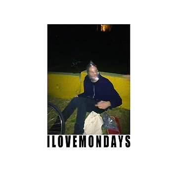 I Love Mondays by Leevis