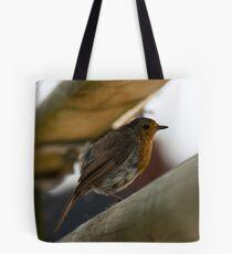 Summer Robin Tote Bag