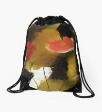 flower 88 Drawstring Bag