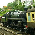 North Yorks Rail - Goathland by Trevor Kersley