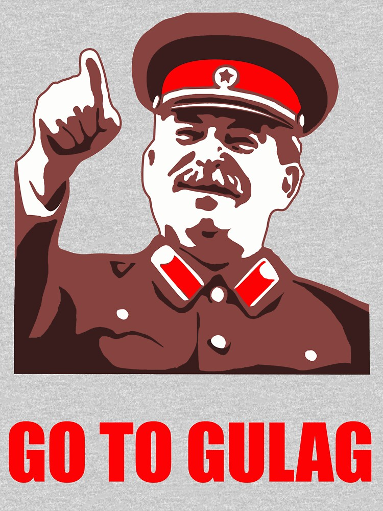 Image result for go to gulag