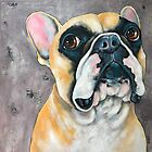 Frenchie  by StephanieGerace