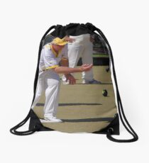 M.B.A. Bowler no. d066 Drawstring Bag