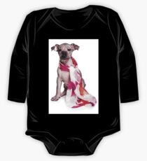 Hairless Dog puppy One Piece - Long Sleeve