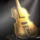 Joe's Violin by Al Bourassa