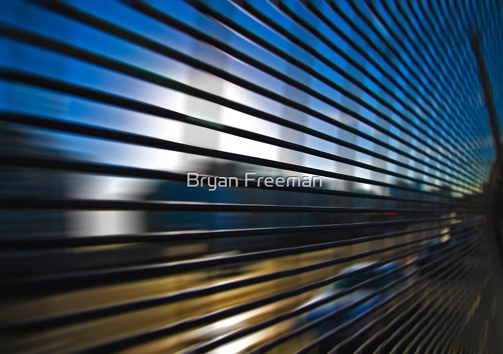 Grid 4 by Bryan Freeman