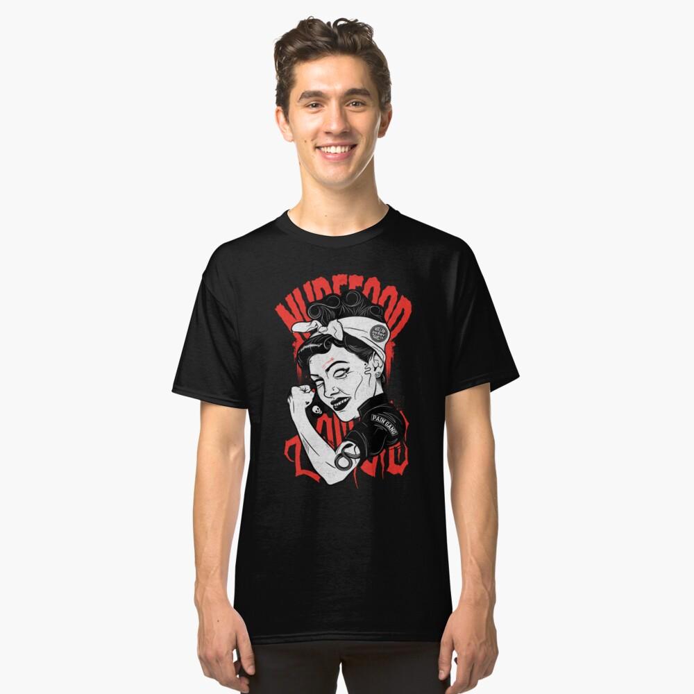 Pain Gang Classic T-Shirt Front