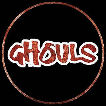 Scary Ghouls by jasperDesigns