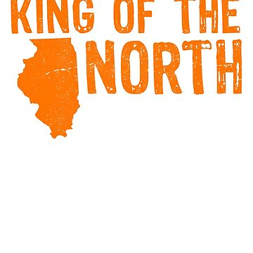 Chicago Football King of the North  by gmgame