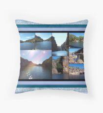 Katherine Gorge Throw Pillow