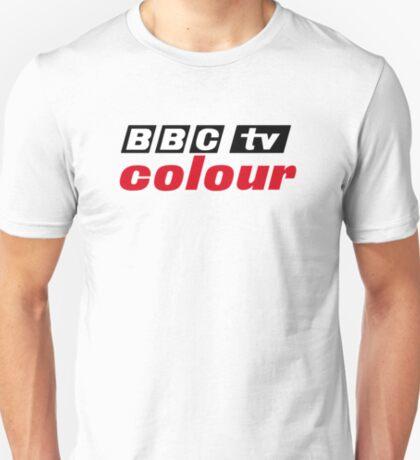 Retro BBC colour logo, as seen at Television Centre T-Shirt