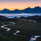 Alpine Blues by Michael Breitung