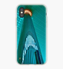 Up Dubai International Airport iPhone Case