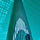 Up Dubai International Airport by Bryan Freeman