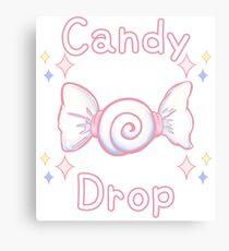 Candy Drop Sparkle - 2018 Canvas Print
