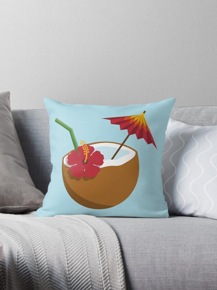 Coconut Cocktail by BirdAtWork