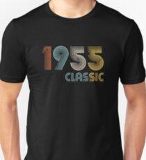 1955 classic 63 years old birthday Unisex T-Shirt