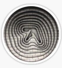 Aphex Twin Collapse Sticker