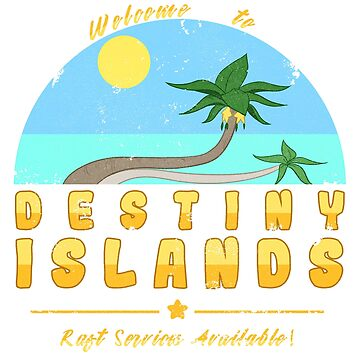 Welcome to Destiny Islands by Luxris
