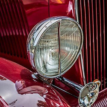 Auburn Headlamp by eegibson