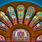 Queen Victoria Building - SYDNEY by Bryan Freeman