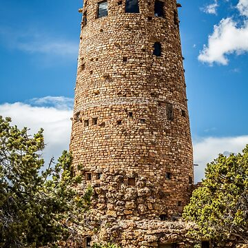 Desert View Watchtower by eegibson