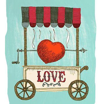 Love Booth by DouglasZen