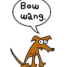 Bow Wang by BlankSpacePub