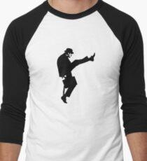 The Funny Walk Ministry Men's Baseball ¾ T-Shirt